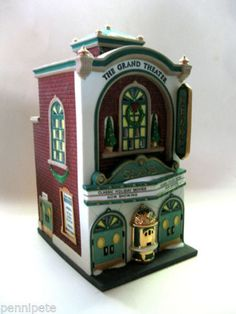 The-Grand-Movie-Theater-58870-Dept-5-Christmas-In-The-City-Retired-MIB