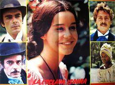 Telenovela brasileña La Esclava Isaura años 70s y 80s.Mundo de letras: febrero 2015
