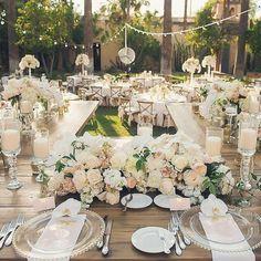 "113 Likes, 2 Comments - Event Diva (@diva.event) on Instagram: ""Just stunning ✨  #weddingideas #weddingdecor #shabbychic #diywedding #diydecor #rusticwedding…"""