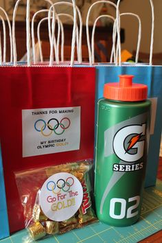 olympic party favors