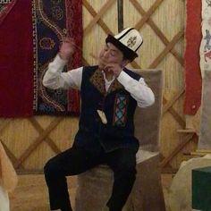 Jews harp folklore show Bishkek Supara ethnic complex #bluedottravel #smallgrouptours #pinKyrgyzstan #twitter #travel #bishkekcity #Kyrgyzstan http://tipsrazzi.com/ipost/1510992778431423502/?code=BT4H-0oleQO