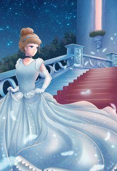 Cinderella by Nayumi Green [©2014]