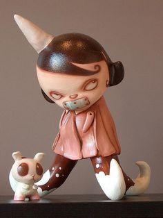 Kathie Olivas Squid Girl