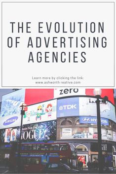 Advertising is constantly changing, and so it should! It keeps us engaged and excited to continually discovering new ways to help our clients spread the word about their goods and services. Making Decisions, Decision Making, Lean Enterprise, Advertising Agency, Goods And Services, Small Groups, Night Time, Closer, Evolution