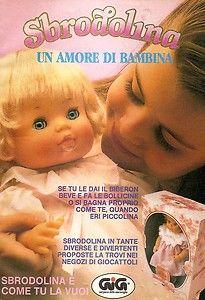 #Sbrodolina la mia bambola preferita