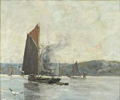 On the Clyde By James Kay