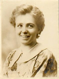 Maude Adams was the FIRST person to play Peter Pan