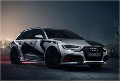 JON OLSSON AUDI RS6
