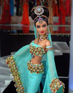 Miss Maldives 2013/14 by Ninimomo Dolls