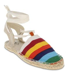 FFC New York Fresa Espadrille Shoes Multicolor Espadrille Shoes, Espadrilles, Sandals, New York, Fashion, Espadrilles Outfit, Moda, New York City, Fasion