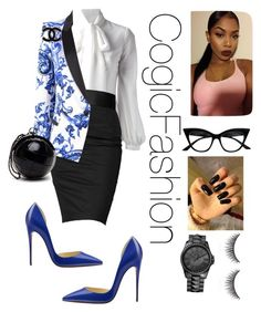 """""""Untitled #422"""" by cogic-fashion ❤ liked on Polyvore"""