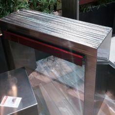 Console et coiffeuse métal - Console design - console métal