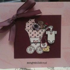 Handmade cards! Stampin Up products