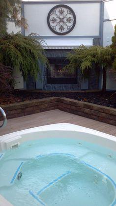 Hot Tub Garden On Pinterest Hot Tub Gazebo Hot Tubs