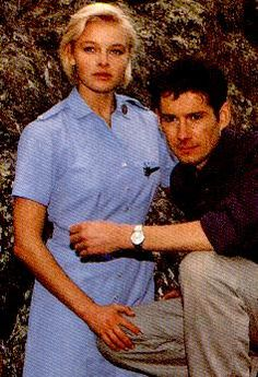 Photos - The Flying Doctors Doctors, Tv Series, Tv Shows, Polo Ralph Lauren, Couple Photos, Film, Mens Tops, Movies, Stars