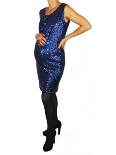 Egg Maternity Beyoncé Dress in Midnight Blue Maternity Dresses, Midnight Blue, Frocks, Egg, Pregnancy, Bodycon Dress, Formal Dresses, Fashion, Eggs