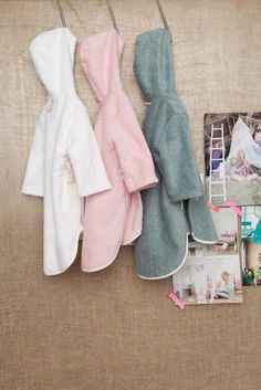 Koeka baby badjas! ❤ de hele koeka collectie is verkrijgbaar bij babyplanet.nl