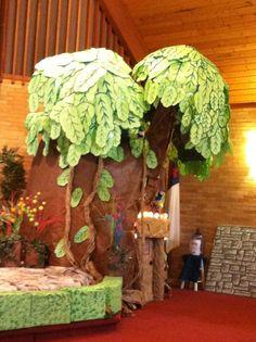 VBS Treehouse