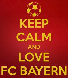 Love FC Bayern