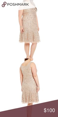 Quality In Lauren Ralph Lauren Lrl Bell Sleeve Shift Dress Size 10 Superior
