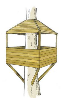 How to build a treehouse - Features - Health & Families - The Independent