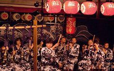 Ofuneboko Ohayashi Night     http://gionfestival.org/