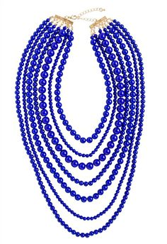 Beautiful strand necklace - use code STRANDOUT for 50% off! http://rstyle.me/n/ip53vnyg6
