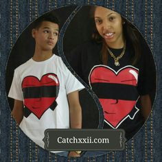 Available at catchxxii.com  Love is Blind t-shirts Men sizes and women sizes