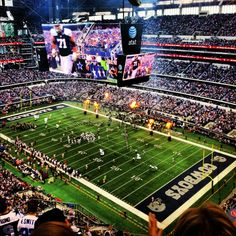 I know the Dallas Cowboys take a lot of heat from their fans and non fans, but there is nothing better than watching football live. So, even if your not a Dallas Cowboys fan, you will still want to go see a game and maybe even do some tailgating in the parking lot. And, if it isn't football season, then check for any concerts or other events happening here.