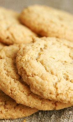 Cracked Sugar Cookies Recipe