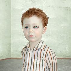Study of a Boy 3 © Loretta Lux & Yossi Milo Galery NY