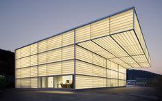 Workshop Siegen | Ian Shaw Architekten (Photo: Felix Krumbholz) | Archinect