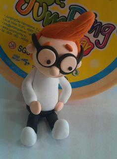 Sherman | JumpingClay Barcelona Poblenou Polymer Clay Princess, Jumping Clay, Sugar Art, Smurfs, Fondant, Barcelona, Characters, People, Cold
