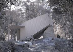 House Forest Retreat - Uhlik Architekti
