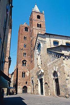 Albenga, Liguria (Italy)