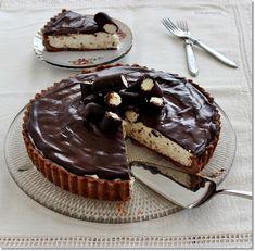 Gizi-receptjei: Túró Rudi pite. Superfoods, Cake Cookies, Recipies, Cheesecake, Cooking, Organize, School, Christmas, Ideas