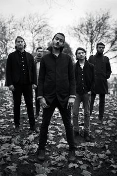 Editors = One of my favorite rock bands EVER = (4-Ever)