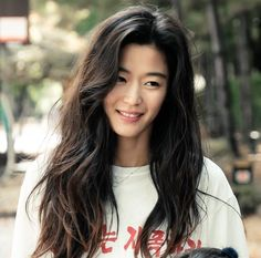 Jun ji hyun legend of the blue sea hair