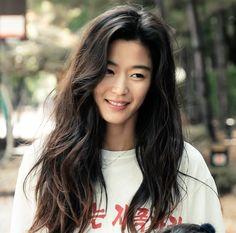 Jun ji hyun legend of the blue sea - even her messy hair was a dream!