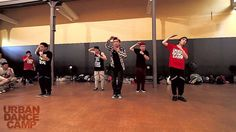 "Poreotics :: Choreography to ""Dubstep"" :: Urban Dance Camp"