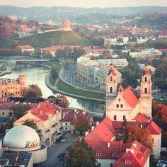 Vilnius, Lithuania Travel Share and enjoy! #anastasiadate