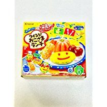 Kracie Popin Cookin Okosama Lunch (Kid's Lunch Plate) DIY kit