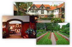 Cranbrook Educational Community : Gardens, Art Museum, Science Institute