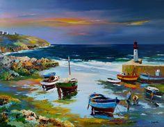 painting Christian Zhekel - 13