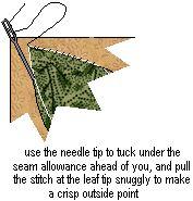 Needle turn applique