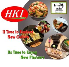 Time to explore new culture, new food, new flavours visit at:- http://www.hkindia.co.in/ichi-zen-gurgaon #japanesefood #japaneserestaurant #finedining  #sushi #cuisine