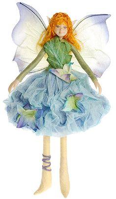 Bendable Petal Fairies Hydrangea Garden Fairy