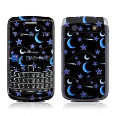 BlackBerry Bold 9700 Skin - Crescent Moons by Dan Morris