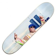 PRIMITIVE Biggie Twin Towers planche de skate edition limitée Notorious Big 8…