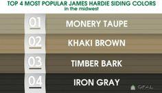 james hardie siding colors   When choosing James Hardie, Elmhurst residents receive: